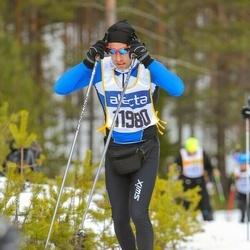 Skiing 90 km - Henrik Hallstensson (11980)