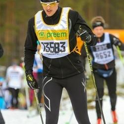 Skiing 90 km - Andreas Göransson (13583)