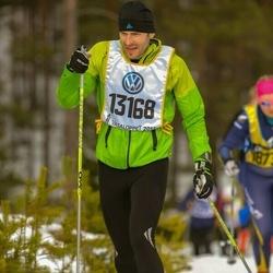 Skiing 90 km - Andreas Eriksson (13168)