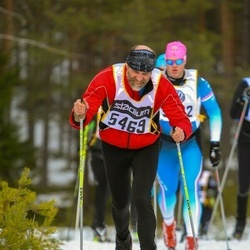Skiing 90 km - Adam Wirdby (5469)