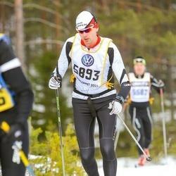 Skiing 90 km - Trond Natland Karlsen (5893)