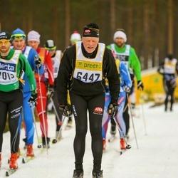 Skiing 90 km - Peter Thörnblom (6447)