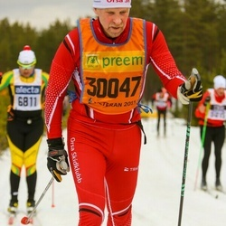Skiing 90 km - Anders Claesson (30047)