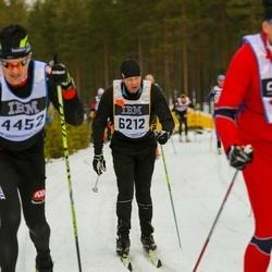 Skiing 90 km - Åke Lindkvist (6212)
