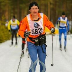 Skiing 90 km - Erik Sterner (5825)
