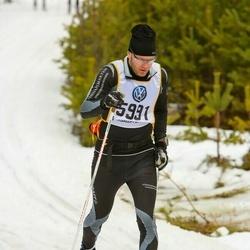 Skiing 90 km - Daniel Arvidsson (5991)