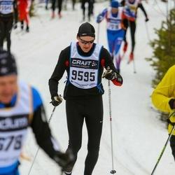 Skiing 90 km - Anders Edstam (9595)