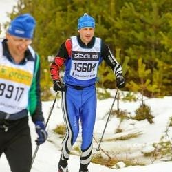 Skiing 90 km - Alexander Golovanov (15604)