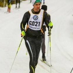 Skiing 90 km - Björn Holm (6021)