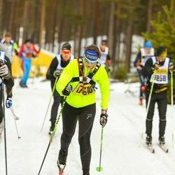 Skiing 90 km - Jenny Johansson (17610)