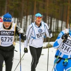 Skiing 90 km - Alexander Högberg (15177)