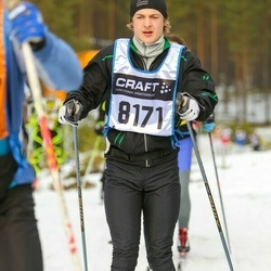Skiing 90 km - Andreas Andersson (8171)