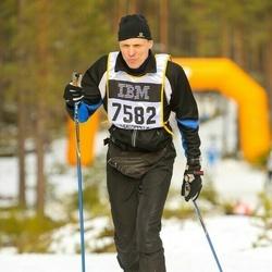 Skiing 90 km - Etko Väli (7582)