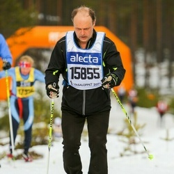 Skiing 90 km - Dennis Gerke (15855)