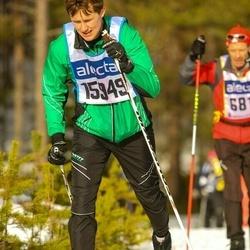 Skiing 90 km - Alexander Friberg (15949)