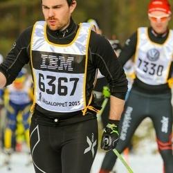 Skiing 90 km - Christian Bäckstrand (6367)