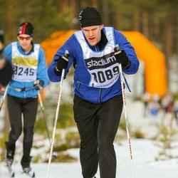 Skiing 90 km - Henrik Sundell (8089)