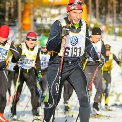 Skiing 90 km - Jan-Peter Magnusson (6191)