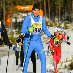 Skiing 90 km - Andreas Brenner (8818)