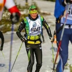 Skiing 90 km - Jan-Erik Karlén (14141)