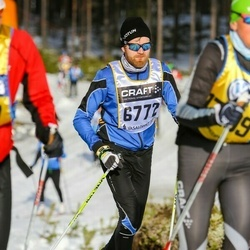 Skiing 90 km - Elias Wikström (6772)