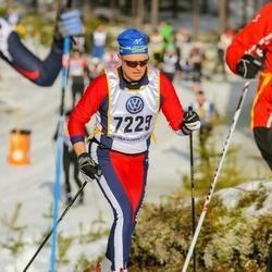 Skiing 90 km - Anders Glämsta (7229)