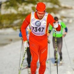 Skiing 90 km - Dimitri Jiriakov (7347)