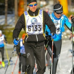 Skiing 90 km - Anders Seljeson (6133)