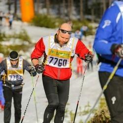 Skiing 90 km - David Johansson (7760)