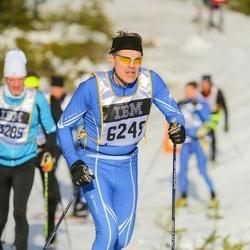 Skiing 90 km - Henrik Hellström (6549)