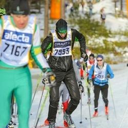 Skiing 90 km - Henrik Teneberg (7993)