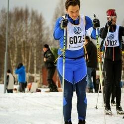Skiing 90 km - Carl Symreng (6023)
