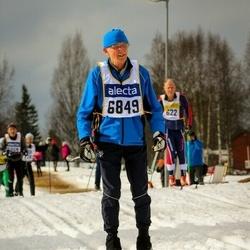 Skiing 90 km - Börje Fjällström (6849)