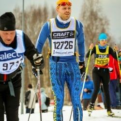 Skiing 90 km - Henrik Törnqvist (12726)