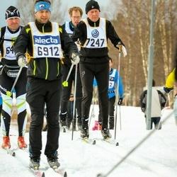 Skiing 90 km - Berndt Adolfsson (7247)