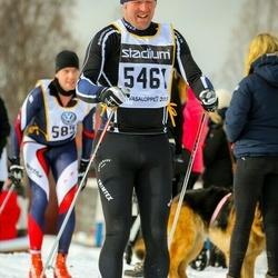 Skiing 90 km - Dennis Eriksson (5461)