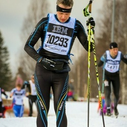 Skiing 90 km - Daniel Lundberg (10293)