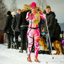 Skiing 90 km - Camilla Persson (17117)