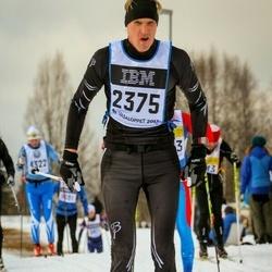 Skiing 90 km - Fredrik Holtling (2375)