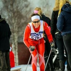 Skiing 90 km - Morten Jakobsen (5761)