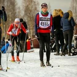 Skiing 90 km - Arve Lian (4935)