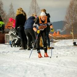 Skiing 90 km - Åke Wingskog (30099)