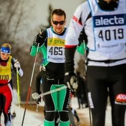 Skiing 90 km - Christian Kantola (4651)