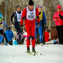 Skiing 90 km - Arild Nygaard (15113)