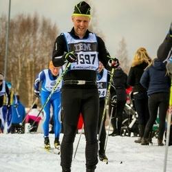 Skiing 90 km - Alexander Svensson (4597)
