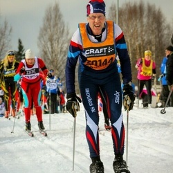Skiing 90 km - Åke Karlsson (30144)