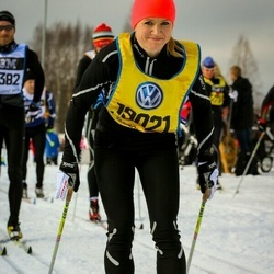 Skiing 90 km - Jenny Kling (19021)