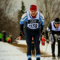 Skiing 90 km - Alexander Mazein (4538)