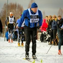 Skiing 90 km - Alexander Malin (10244)