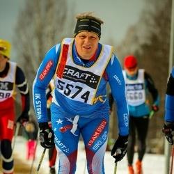 Skiing 90 km - Henrik Johansson (5574)